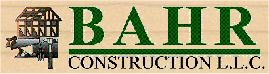 bahr construction company and nursing home management